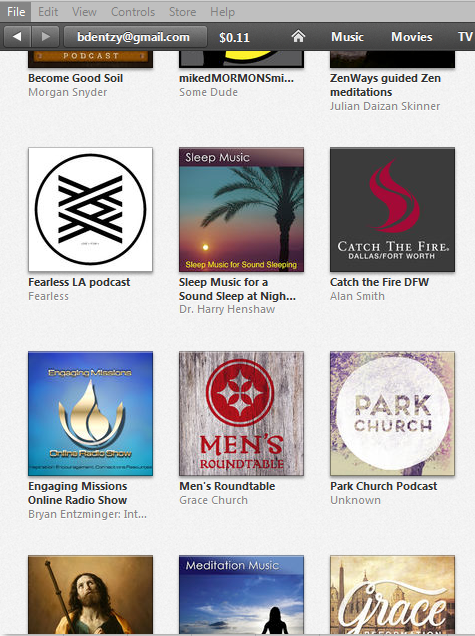 "We're In ""New and Noteworthy"""