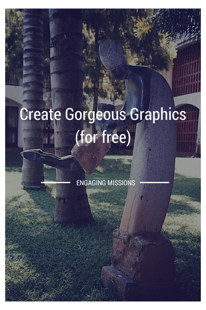 Create Gorgeous Graphics(for free)