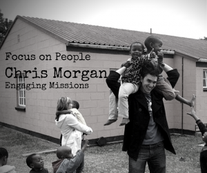 Focus on People with Chris Morgan