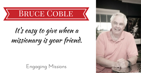 Love and Passion for Encouraging Believers in their Faith with Bruce Coble – EM048