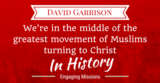 A Wind in the House of Islam with David Garrison – EM053