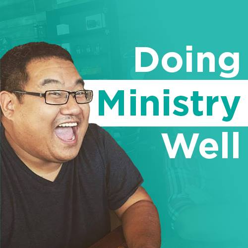 Jim Baker of Doing Ministry Well Podcast