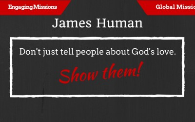 How to Recognize and Share God's Love to a Sikh – Part 1, with James Human – EM095