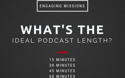 What's the Ideal Podcast Length (For You)?