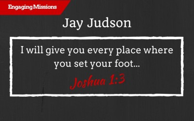 It's a Beautiful Thing to See Someone Fall in Love with Jesus, with Jay Judson – EM097