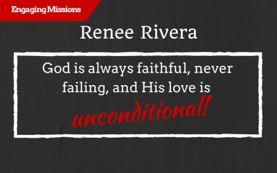God Loves the Abandoned, Abused, and Oppressed, with Renee Rivera – EM100