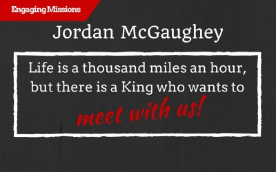 Loving the Lost While Abiding in Jesus, with Jordan McGaughey – EM101