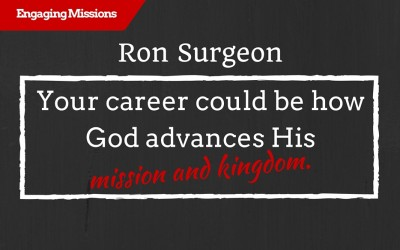 Finding the Joy of the Lord in Ministry, with Ron Surgeon – EM111