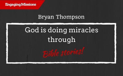 How to Share the Gospel Through Storytelling, with Bryan Thompson – EM122