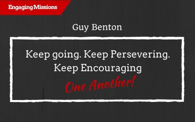 How to Climb the Great Mountain Together, with Guy Benton – EM123
