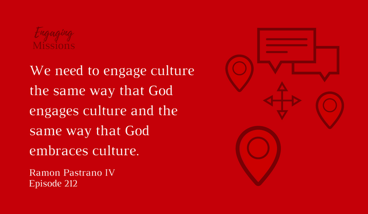 How to Raise Up Multicultural Leaders in the World, with Ramon Pastrano IV – EM212